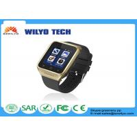 Buy cheap WS8 1.54 inch Android Mobile Watch , Phone Watch  Android 4.4 Dual Core GPS 5MP from wholesalers