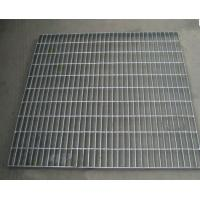Buy cheap 304 316L Stainless Steel Bar Grating , Sidewalk grate 20 x 3mm - 100 x 9mm from wholesalers