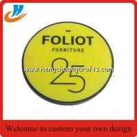 Buy cheap Enamel coins die casting,metal military coins,challenge coin with logo design from wholesalers