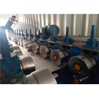 Buy cheap Conical Steel Roofing Machine , Automatic Tapered Standing Seam Metal Roof Machine from wholesalers