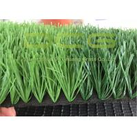 Buy cheap 50mm Synthetic Soccer Grass / Football Field Artificial Grass from wholesalers