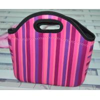 Buy cheap manufacturer of Low price discount foldable thermal SBR lunch tote box case from wholesalers