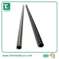 """5/8"""", 3/4"""" Plain twisted baluster picket stair steel railing post China supplier cheap price"""