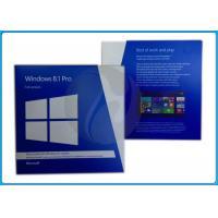 original Microsoft Windows 8.1 Retail box/ OEM DVD 32bit/ 64-Bit System Builder OEM /FPP Key