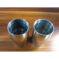 Buy cheap Precision Aluminum , Brass ,  Zinc CNC turning components For Mechanical Equipment from wholesalers