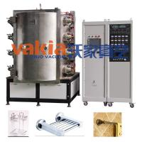 Buy cheap Faucet Shower Head Ion Plating Machine , Tableware Vacuum Coating System from wholesalers