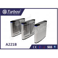 Buy cheap Swing Optical Barrier Turnstiles Gate Access Control Anti - Temperature product