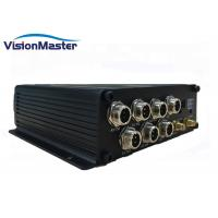 Buy cheap Wireless Vehicle Mobile Dvr Digital Video Recorder 4CH SD Card Gps OEM H 264 product