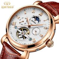 Buy cheap Business Mens Mechanical Watches  42 Mm Case Diameter Buckle Clasp Type from wholesalers