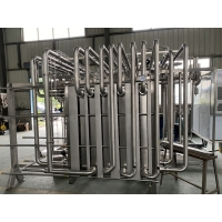 Buy cheap 8T/H SUS304 135-150 Degree UHT Pasteurizer Machinery For Milk from wholesalers