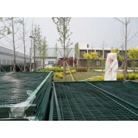 Buy cheap Hot sale low price galvanized Canada temporary fence (High quality and high security) from wholesalers