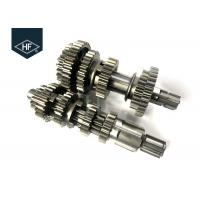 Buy cheap CG125 / CG150 Gearbox Motorcycle Engine Spare Parts Transmission Kits Main / Counter Shaft from wholesalers