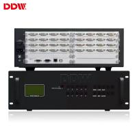 Buy cheap POP PC Video Wall Controller 6x6 4k Resolution 1920x1080p 110-220V AC For VGA from wholesalers