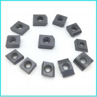 Buy cheap high quanlity tungsten carbide crankshaft  inserts milling tools from wholesalers