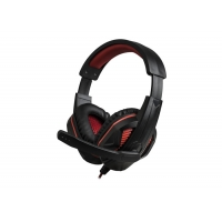 Buy cheap 40mm Universal Stereo Headset , 50Hz Gaming Headphones With Mic from wholesalers