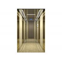 1.0m/s Speed Machine Room Less Elevator ESW630-CO Model Ultra-thin control cabinet