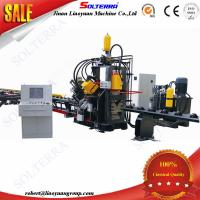 Buy cheap Hot Selling CNC Angle Line Punching Marking Shearing Machine Made in China from wholesalers