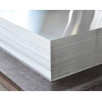 Buy cheap H14 Custom Size Aluminum Sheet  , Thin Polished Aluminum Sheet No Stains from wholesalers