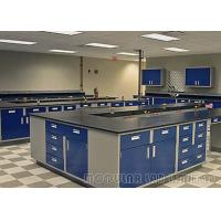 Buy cheap Stain Resistant Educational Laboratory Furniture , Height Adjustable Lab Furniture For Schools from wholesalers
