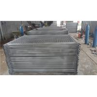 Buy cheap 2.1*2.4m galvanized Temporary fence panels stay from wholesalers