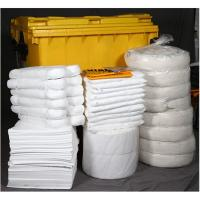 Buy cheap Yellow Wheeled Chemical Spill Kit Corrosion Preventive Various Sizes For Choice from wholesalers