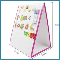 Buy cheap Stand Up Magnetic Dry Erase Board , Dry Erase Writing Boards Custom Size from wholesalers