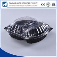 Buy cheap OEM Disposable Plastic Containers , Disposable Clear Food Box Plastic Box from wholesalers