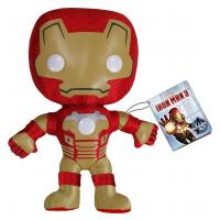 Buy cheap Marvel Avengers Iron Man Plush Doll Cartoon Stuffed Toys for Kids from wholesalers