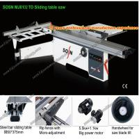 Buy cheap woodworking automatic panel saw machine altendorf sliding table saw from wholesalers