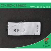 Buy cheap garments RFID tag from wholesalers