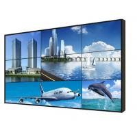 Buy cheap 46 inch FHD 4K LCD Display , Multi Screen Video Wall Support Video / Audio / Images from wholesalers
