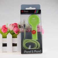 Buy cheap M-Shoot Shutter Release Remote Camera Self-timer Controller Cable Release For iPhone 4/5 from wholesalers