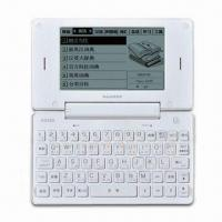 Buy cheap Electronic Dictionaries with 480 x 320 Resolution, Measuring 140 x 83 x 16.5mm from wholesalers