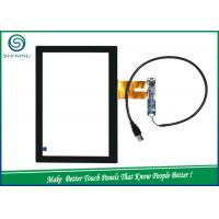 Buy cheap 10.1 Inches Glass To ITO Glass Large Capacitive Touch Screen For MID Smart Appliances from wholesalers