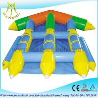 Buy cheap Hansel China Water Sports Equipment Towable Inflatable Flyfish Boats from wholesalers