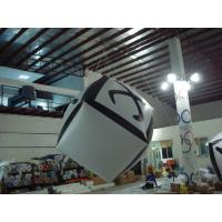 Buy cheap Big Cube Inflatable Advertising Balloon Full Digital Printing For Party Decoration from wholesalers