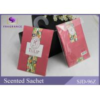 Buy cheap Accept Customize Scented Envelope Sachet Tulip Scented Paper Scented Sachet from wholesalers