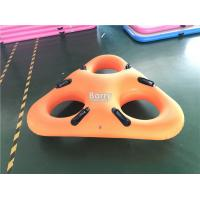 Buy cheap Customized Water Park Inflatable Swim Ring With Logo For Adult And Children from wholesalers