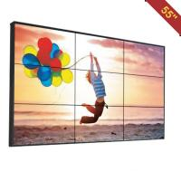 Buy cheap Advertising Video Wall Display Monitors , DID Multi Screen Video Wall Low Heat Radiation from wholesalers