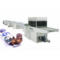 Buy cheap 20KW Commercial Chocolate Making Equipment Continuously Variable Type Speed Adjustable from wholesalers