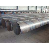 API 5L PSL2 Spiral Welded Pipe /SAW