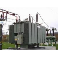 Buy cheap Three Winding Single Phase Power Transformer 220kV Shift to Three phase Transformer from wholesalers