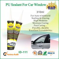 Buy cheap Flexible High Modulus Polyurethane Sealants For Car Windshield , Steel from wholesalers