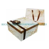 Buy cheap Dressing Boxes,Paper Dressing case from wholesalers