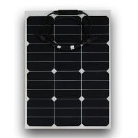 Buy cheap Thin Film SunPower Monocrystalline Panels Bending As Moving Battery Charger from wholesalers