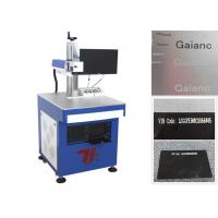Buy cheap Cheap Laser Engraving Machine Metal Price , Aluminum Laser Engraving Machine from wholesalers