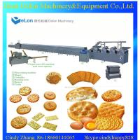 Buy cheap Small scale  Biscuit machinery production line from wholesalers
