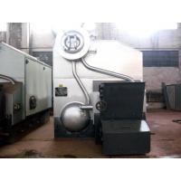 China High Efficiency Wood Coal Fired Steam Boiler 10 Ton For Chemical Industrial on sale