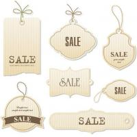 Buy cheap lovely design 600gsm cardboard paper hangtag for garment from wholesalers