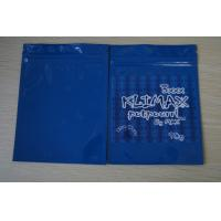 Buy cheap Plastic Herbal Incense Bag 10g Blue Wave 3xxx KLIMAX Porpourri from wholesalers